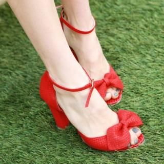 Buy Drama Ankle Strap Sandals 1022364854