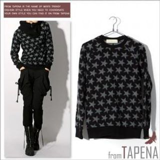 Buy TAPENA Raglan Knit Sweater 1021928592