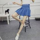 Pleated Denim Skirt от YesStyle.com INT