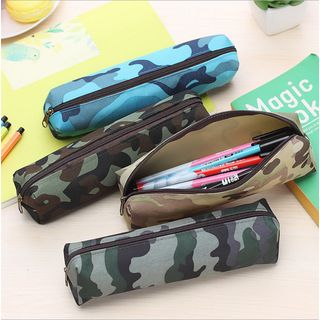 Image of Camouflage Pencil Case