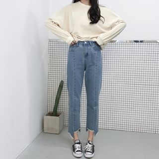 Straight Fit Jeans 1057173857