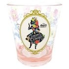 Alice in Wonderland Plastic Clear Cup (Silhouette) 1596