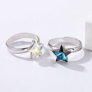 Swarovski | Ring | Star