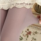 Ribbed Tights 1596