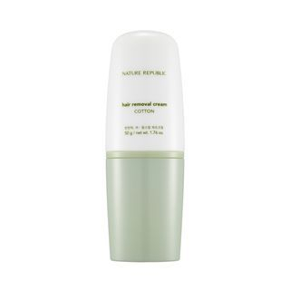 Nature Republic - Cotton Up Hair Removal Cream 50g 50g 1057741117