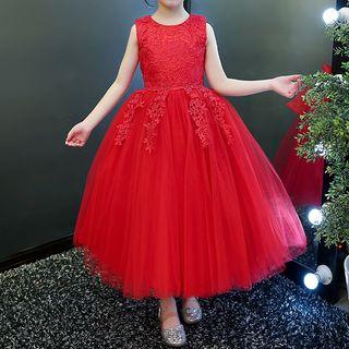 Party | Dress | Lace | Kid
