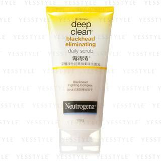 Deep Clean Blackhead Eliminating Daily Scrub 100g