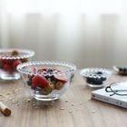 Glass Salad Bowl 1596
