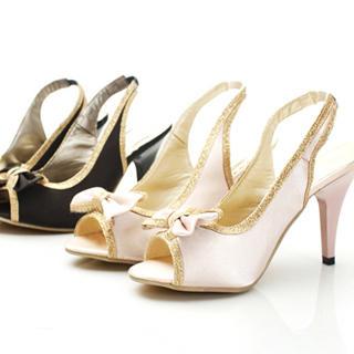 Buy KAWO Bow Slingback Sandals 1022759477
