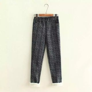 Plaid Harem Pants 1055515429