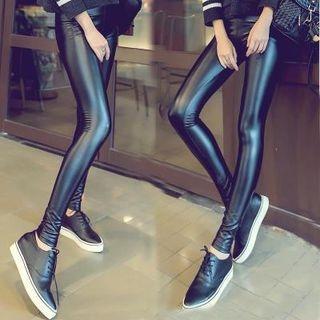 Faux Leather Leggings 1049839207