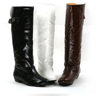 Buy KAWO Buckled Long Boots 1022760081