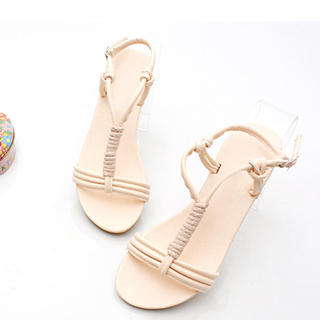 Picture of KAWO T-Bar Sandals 1022768700 (Sandals, KAWO Shoes, China Shoes, Womens Shoes, Womens Sandals)