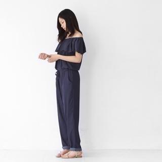 Buy Maypin Off-Shoulder Jumpsuit 1022914011