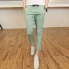 Cropped Slim Fit Pants от YesStyle.com INT
