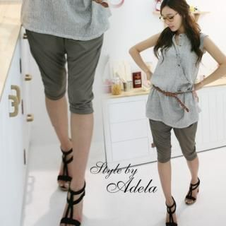 Picture of Adela Shop Cropped Pants 1022954765 (Adela Shop Apparel, Womens Pants, South Korea Apparel)
