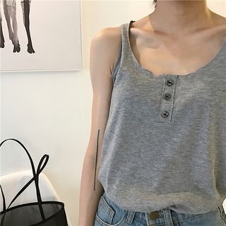 Sleeveless Tank Top 1060462118