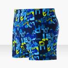 Lettering Swim Shorts 1596