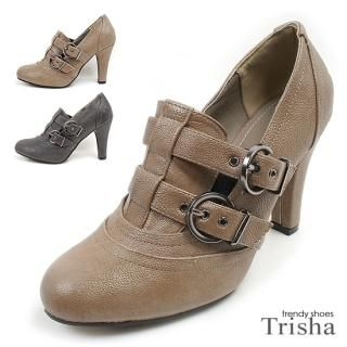 Buy Trisha Buckled Pumps 1021332129