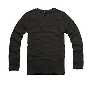 Picture of Justyle Long-Sleeve Crewneck Top 1021498466 (Justyle, Mens Tees, China, Mens Causal Tops)