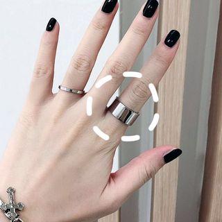 Stainless | Polish | Steel | Ring