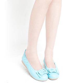 Buy KAWO Buckled Elastic Flats 1022918312