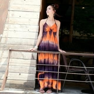 Buy With Mocha Gradient Maxi Dress 1022852148