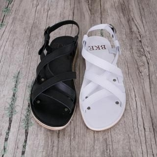 Buy ISNOM Strappy Sandals 1022896069