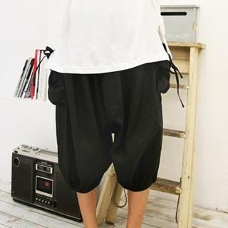 Picture of BBon-J Cropped Balloon Pants 1022975055 (BBon-J Apparel, Womens Pants, South Korea Apparel)
