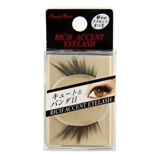 Buy Beauty World – Rich Accent Eyelash #004 1 pair