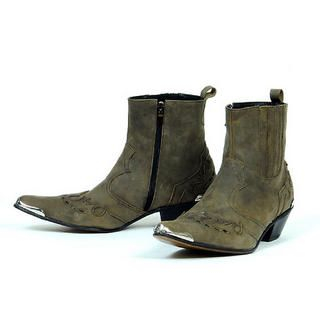 Picture of deepstyle Western Boots 1021464439 (Boots, deepstyle Shoes, Korea Shoes, Mens Shoes, Mens Boots)
