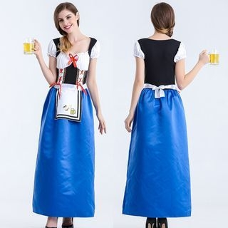 Beer Waitress Party Costume 1062153020