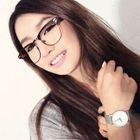 Retro Glasses M2-754 - Brown  Gold - One Size от YesStyle.com INT