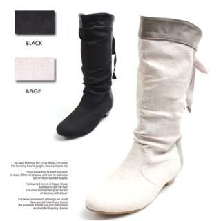 Picture of Woorisin Knee Length Boots 1022702585 (Boots, Woorisin Shoes, Korea Shoes, Womens Shoes, Womens Boots)