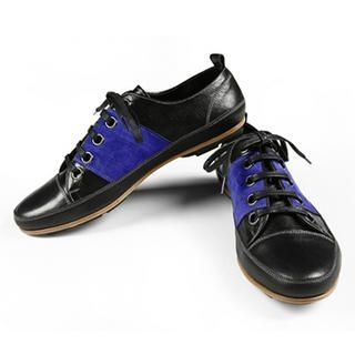 Buy Purplow Leather Sneakers 1020262606
