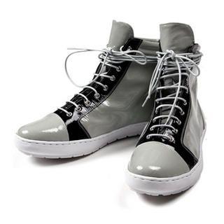Buy Purplow Handmade High Top Sneakers 1005016242