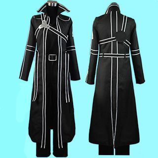 Sword Art Online Kirito Cosplay Costume 1053031971