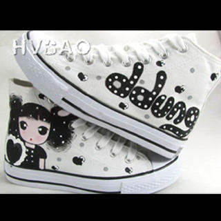 Buy HVBAO  Little Princess  High-Top Sneakers 1014440547