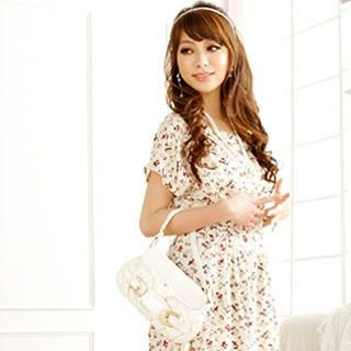 Buy Reiko Ladies Floral Print Dress 1022804134