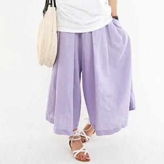Buy BBon-J Wide Leg Pants 1022925029