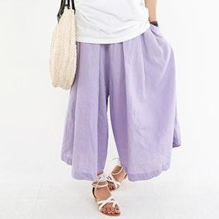 Picture of BBon-J Wide Leg Pants 1022925029 (BBon-J Pants, South Korea Pants)