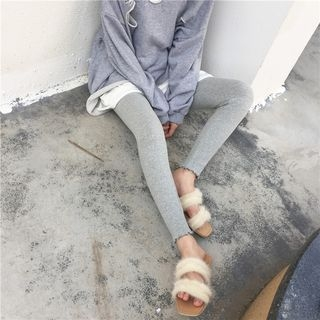 Ribbed Leggings 1063319870