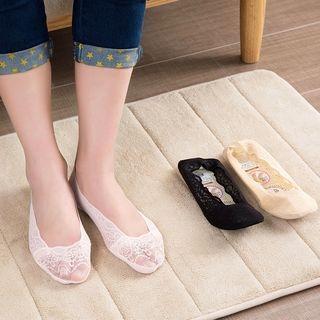 Lace No Show Socks 1058602282