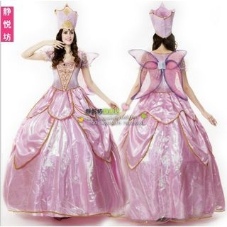 Princess Party Costume 1045309323