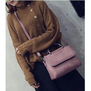 Top Handle Crossbody Bag