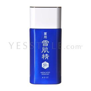 Kose - Medicated Sekkisei UV Protector SPF 50+ PA+++ 60g
