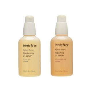 Innisfree - My Hair Recipe Oil Serum (2 Types) 70ml Moisturizing (For Dry Hair) 1061335395