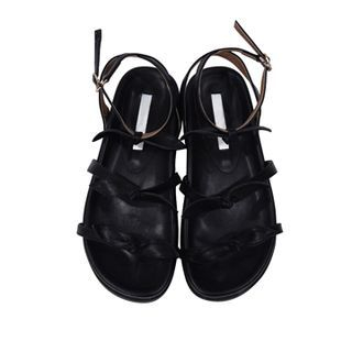 Bow-Detail Strappy Sandals 1061135124