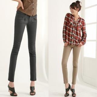 Buy Blue Is Slim Fit Cropped Pants 1021114701