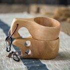 Wooden Mug 1596